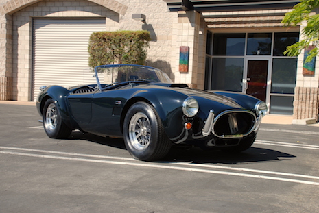 Pacific Automotive Group 1965 Shelby 427 Corbra