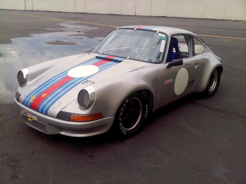 Pacific Automotive Group 1969 Porsche 912 Race Car